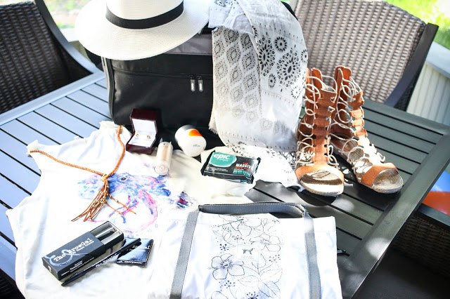 Travel, fashion, and beauty must haves for travel