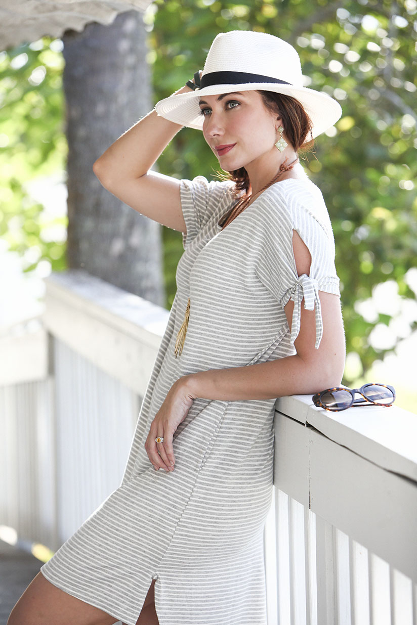 T-Shirt dress by Threads found at Anthropologie