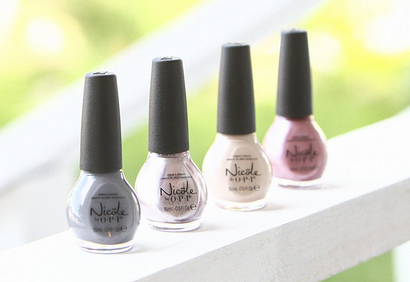 Nail color from Nicole by OPI found at Ulta