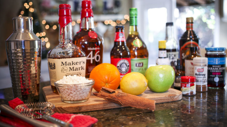 4 Cool Weather Craft Cocktails for Bourbon Lovers